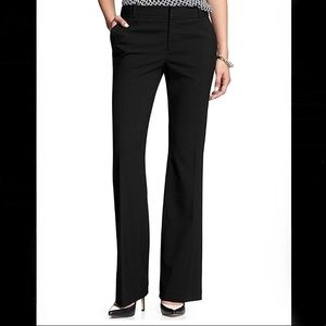 Banana Republic Martin Black Pants